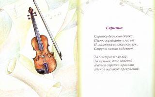 Короткие стихи о музыке: красивые стихотворения для детей, взрослых про музыкантов