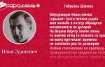 Илья зданевич – габриэль шанель: читать стих, текст стихотворения поэта классика