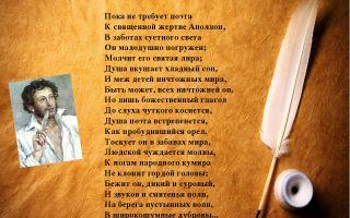 Стихи о музе классиков: красивые стихотворения поэтов посвященные музам