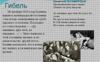Вера звягинцева – на смерть есенина: читать стих, текст стихотворения поэта классика