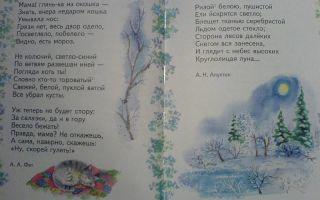 Короткие стихи про зиму: красивые русских поэтов маленькие, небольшие стихотворения для детей