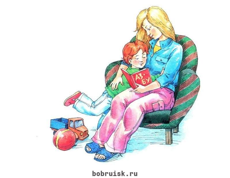 Детские стихи про маму короткие и красивые до слез
